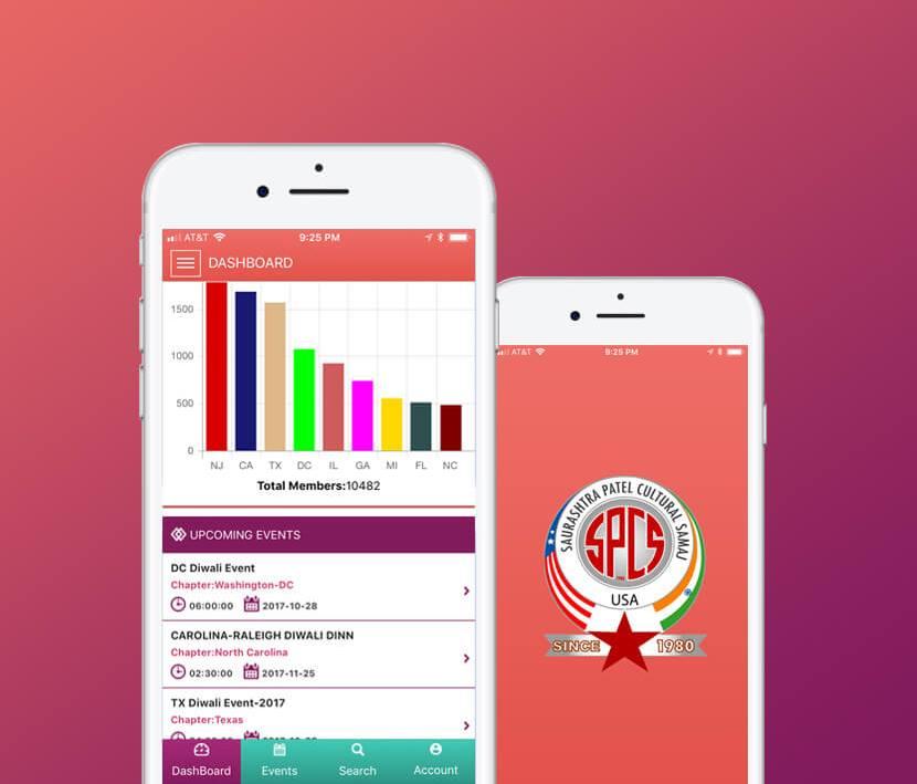 Community Members App